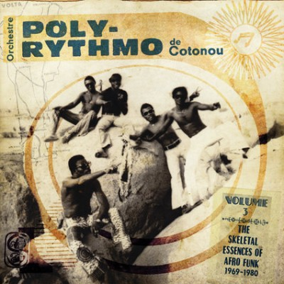 Orchestre Poly-Rythmo - The Skeletal Essences - 2LP
