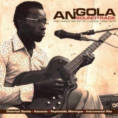 V/A - Angola Soundtrack - 2LP