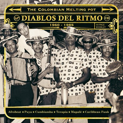 Diablos Del Ritmo - Part 1 - 2LP