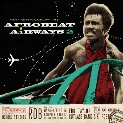 V/A - Afro Beat Airways 2 - 2LP