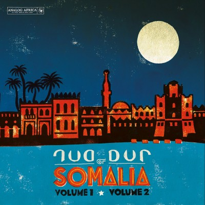 Dur-Dur Band - Dur Dur Of Somalia - 3LP