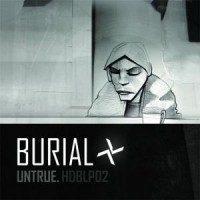 Burial - Untrue - LP