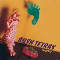 Bush Tetras - Happy - LP