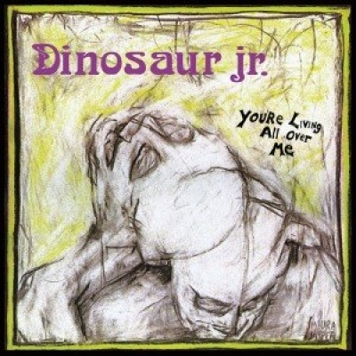 Dinosaur Jr - You're Living All Over Me - LP