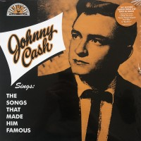Johnny Cash - Sings the Songs That Made Him Famous - LP