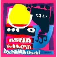The Llyod McNeill Quartett - Asha - LP