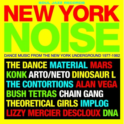 V/A - New York Noise 1977-1982 - 2LP