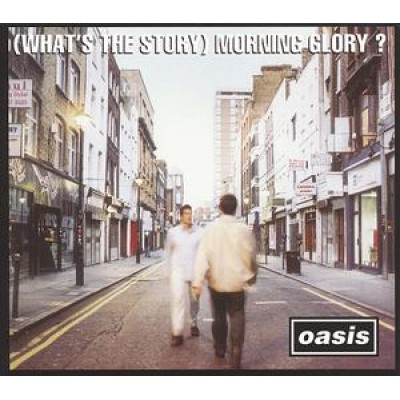 Oasis - What's The Story Morning Glory - 2LP