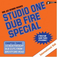 V/A - Studio One: Dub Fire Special - 2LP
