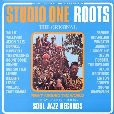 V/A - Studio One Roots - 2LP