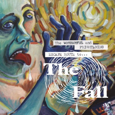 The Fall - The Wonderful And Frightening Escape - LP
