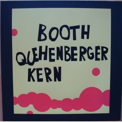 Booth / Quehenberger / Kern - Who's That? - 12""