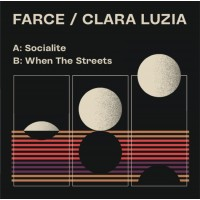 Farce / Clara Luzia - Split Single - 7""