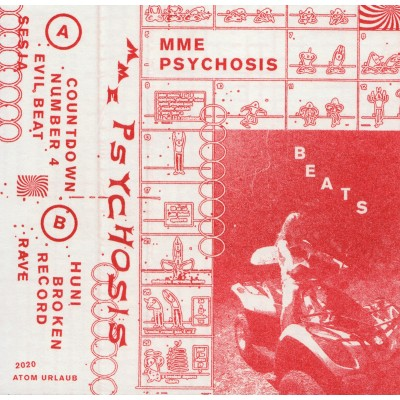 Mme Psychosis - Beats - Tape