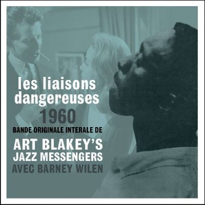 Art Blakey & The Jazz Messengers - Les Liasons Dangereuses 1960 - LP