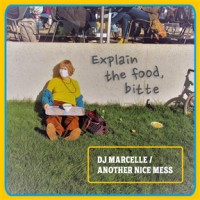 DJ Marcelle / Another Nice Mess - Explain The Food, Bitte