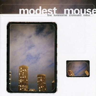 Modest Mouse - The Lonesome Crowded West - 2LP