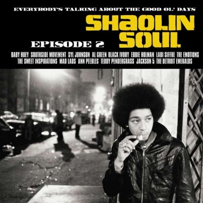 V/A - Shaolin Soul Episode 2 - 2LP