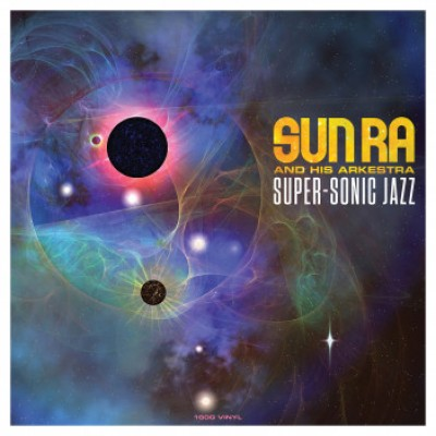 Sun Ra And His Arkestra - Super-Sonic - LP