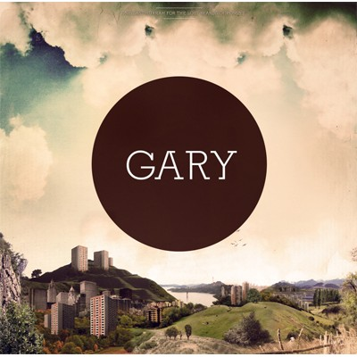 Gary - One Last Hurrah For The Lost Beards Of Pompeji - LP