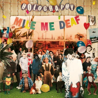 Mile Me Deaf - Holography - CD