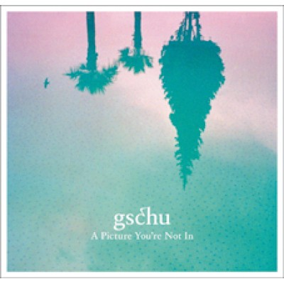 Gschu - A Picture You're Not In - CD
