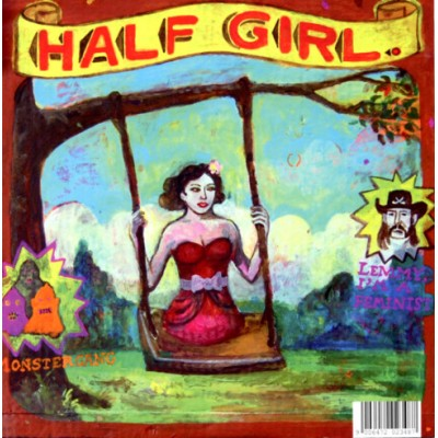 Luise Pop / Half Girl - Split - 7""
