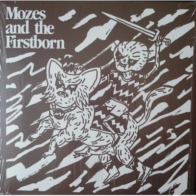 Mozes And The Firstborn - s/t - LP