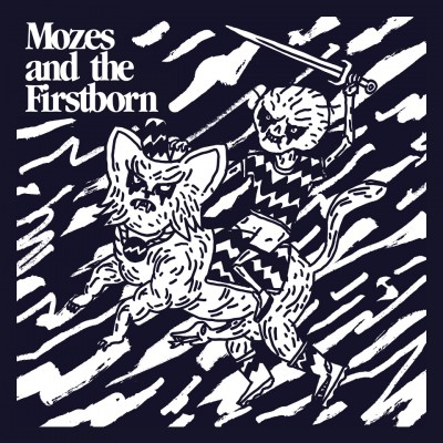 Mozes And The Firstborn - s/t - CD