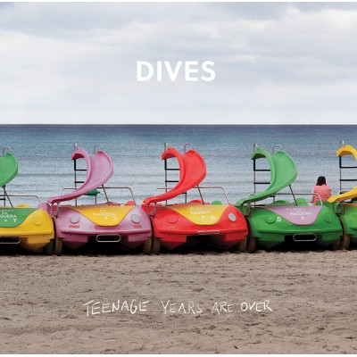 Dives - Teenage Years Are Over - LP
