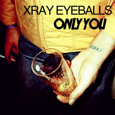Cassie Ramone / Xray Eyeballs - I'm a Freak / Only You - 7""
