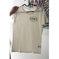 Dives - T-Shirt - Girl white