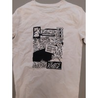 Dives - T-Shirt - white