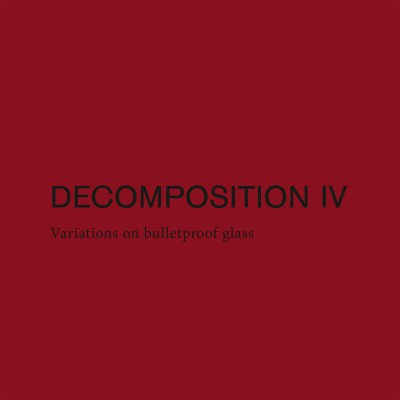 Kutin / Kindlinger - Decomposition IV - 2x12""