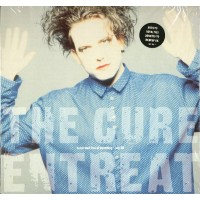 The Cure ‎– Entreat - LP