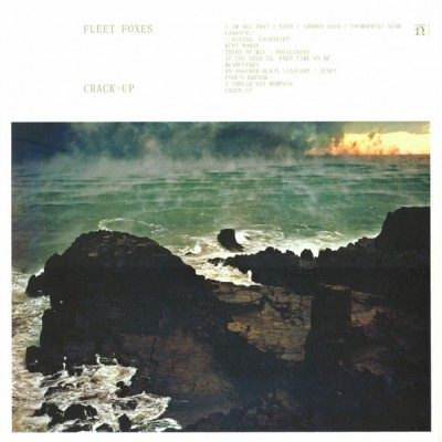 Fleet Foxes ‎– Crack-Up - CD