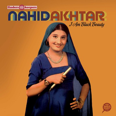Nahid Akhtar - I Am Black Beauty - LP